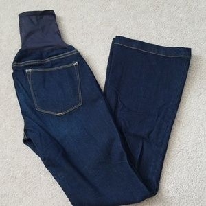 Gap maternity jeans 26